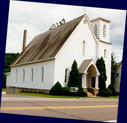 Blossburg Seventh Day Adventist Church