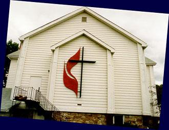 First United Methodist Church of Blossburg