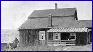 Back of Farm House